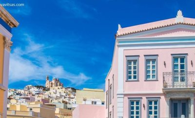 Architecture in Syros