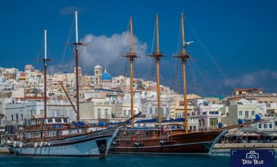 Hermoupolis: The open air museum of Syros