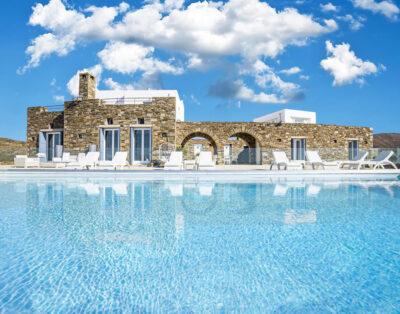 Three Lagoons Villa's Central Suite